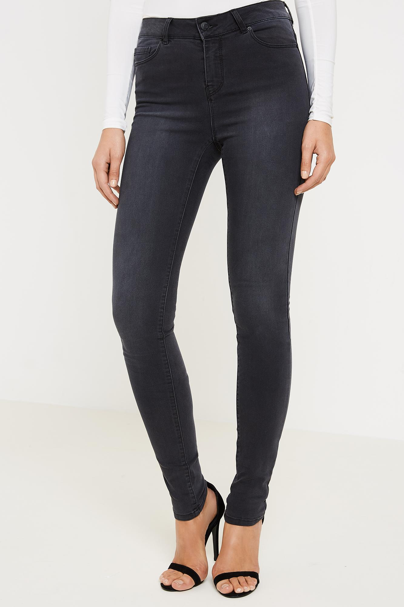 vero moda seven smooth skinny jeans. Black Bedroom Furniture Sets. Home Design Ideas