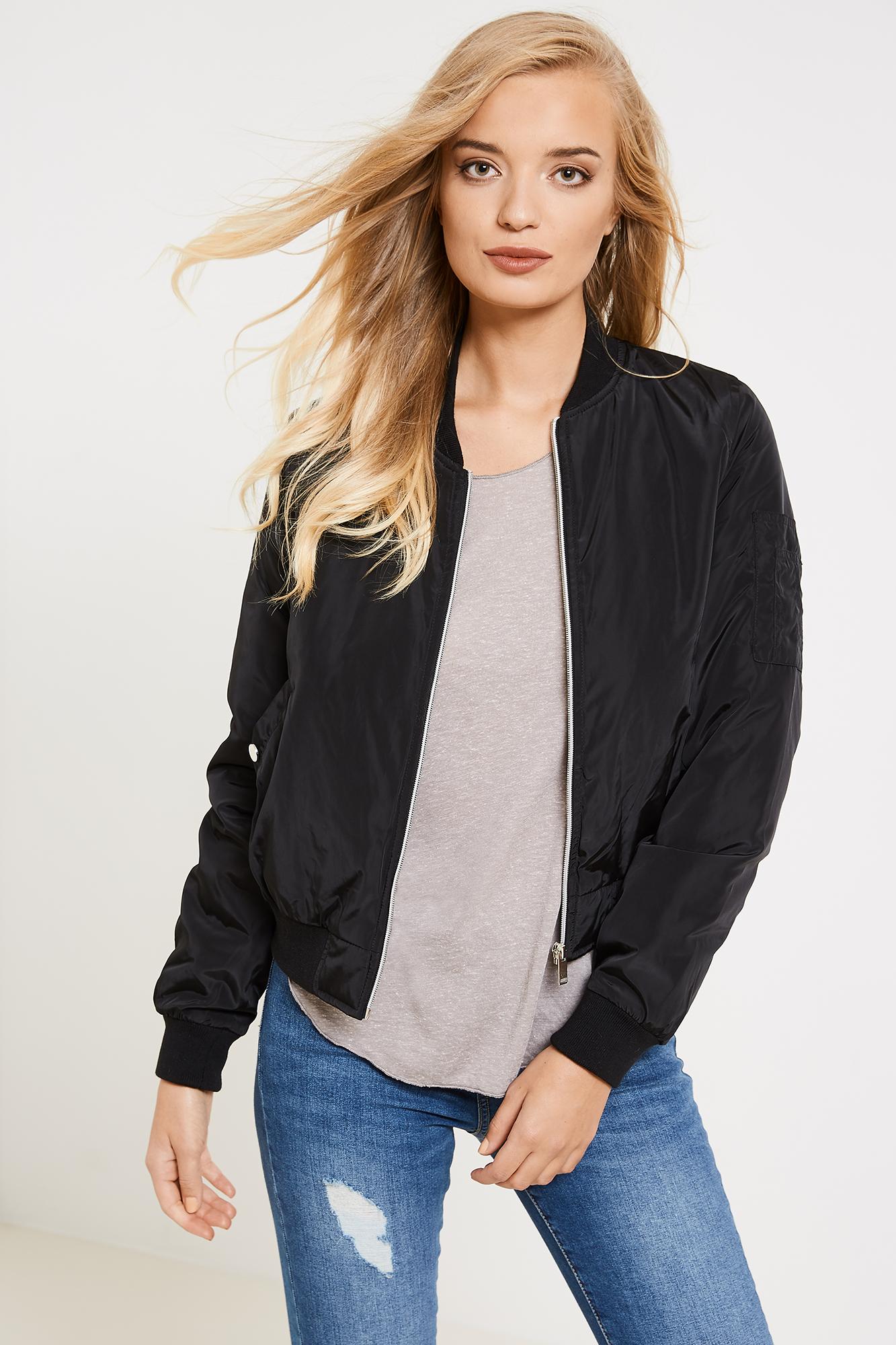 Vero Moda Elin Short Bomber Jacket | eBay