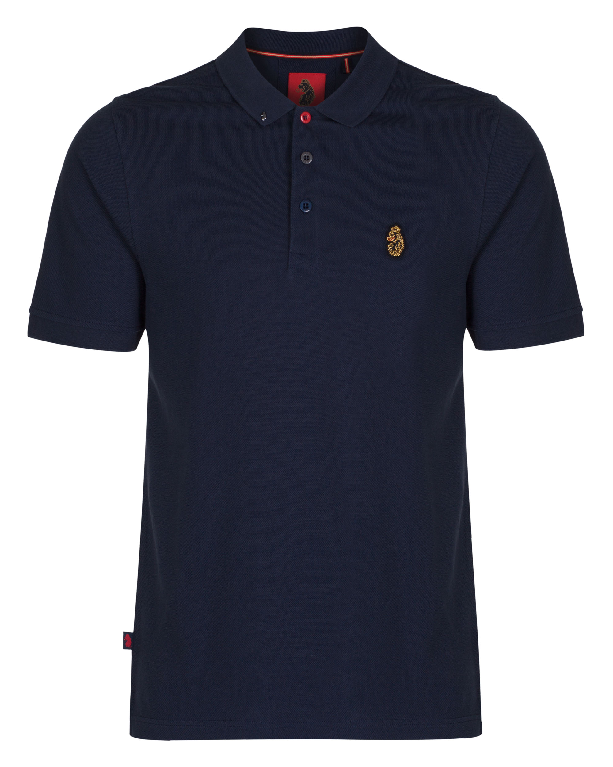 Luke 1977 mens williams classic otm polo shirt for Luke donald polo shirts