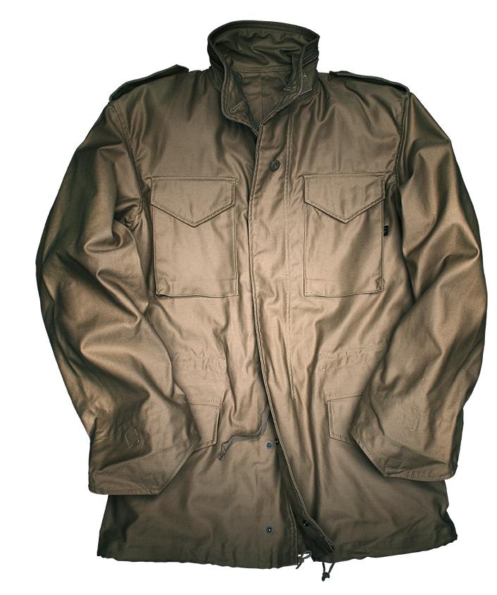 alpha industries genuine m65 combat field jacket ebay. Black Bedroom Furniture Sets. Home Design Ideas