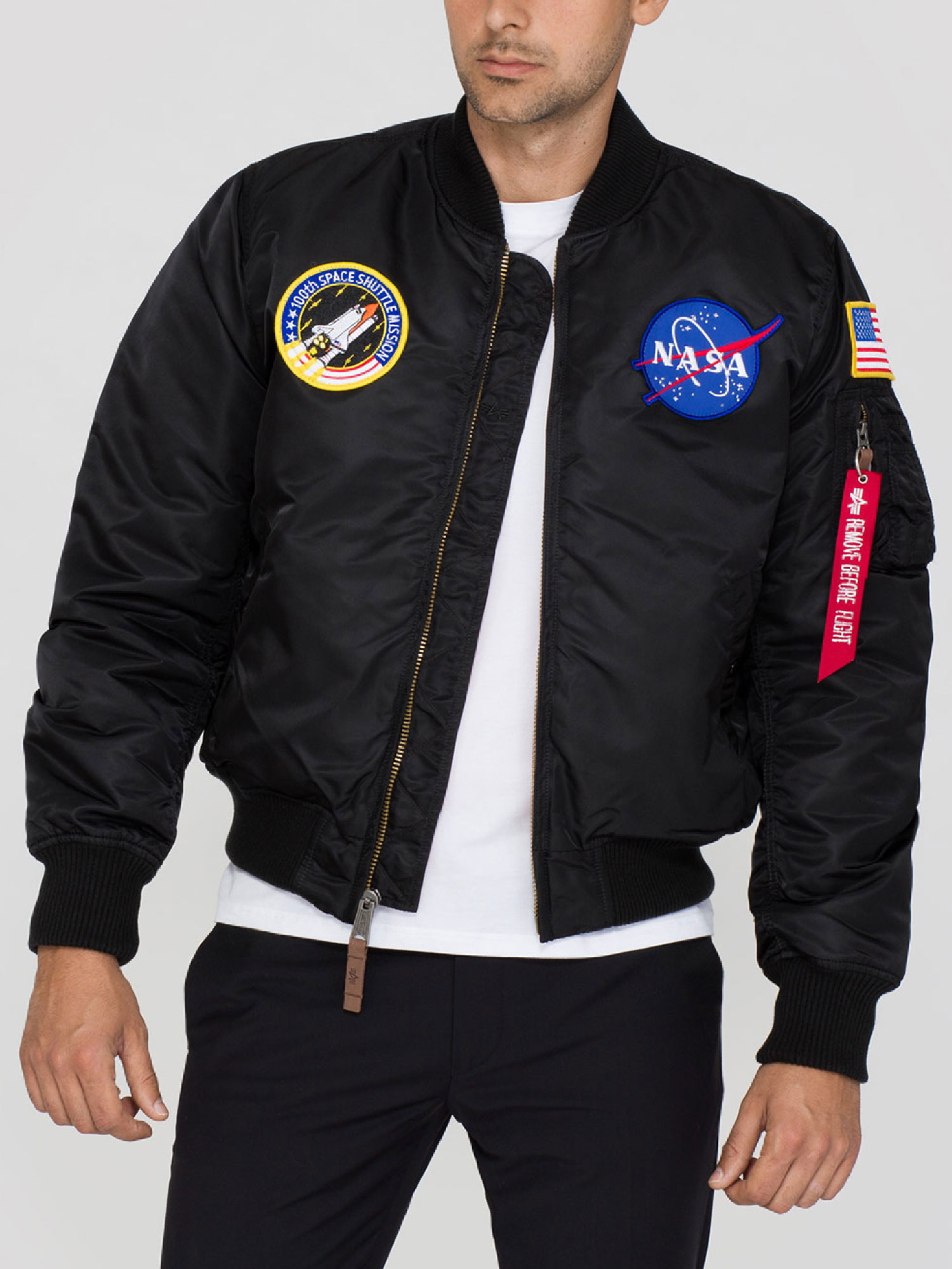 nasa 100th space shuttle mission jacket - photo #13