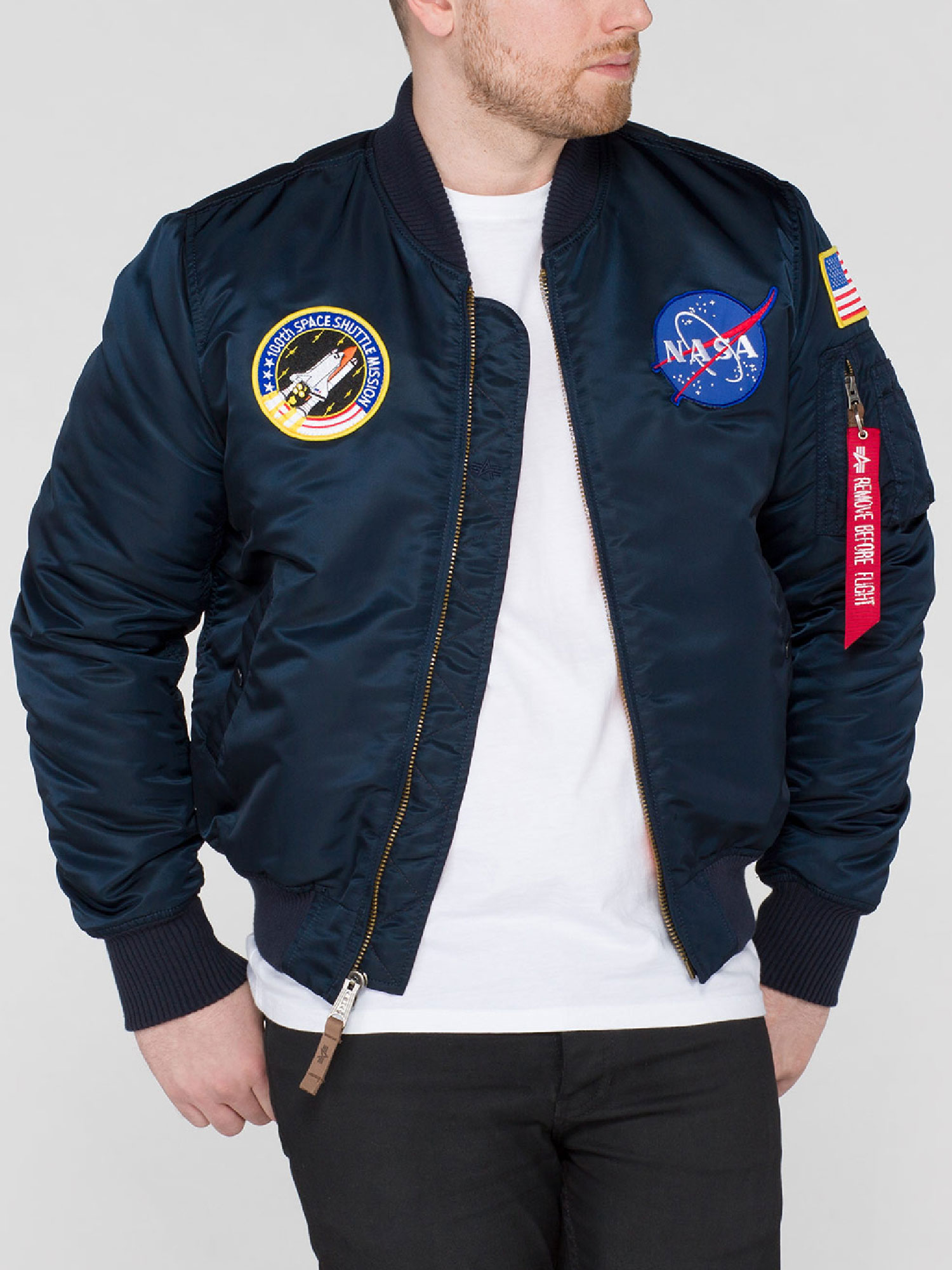 nasa 100th space shuttle mission jacket - photo #15