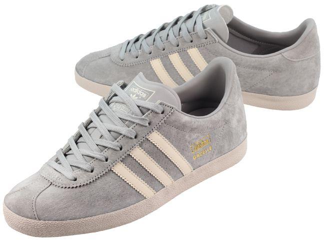 mens adidas gazelle classic trainers