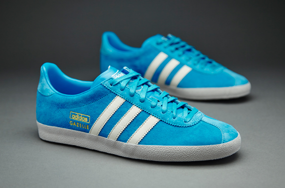 Mens Grey Adidas Gazelle Og