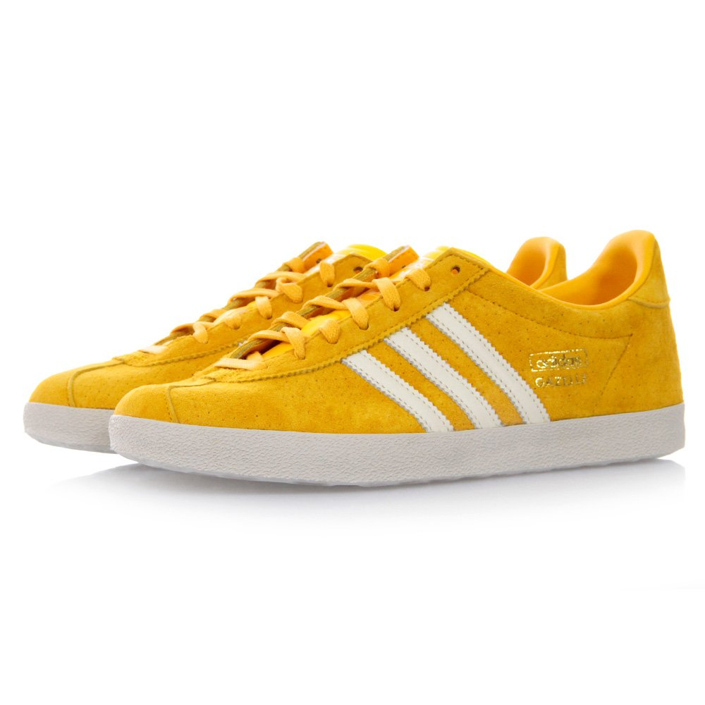 Adidas Originals Gazelle OG Yellow Casual Shoes  Men