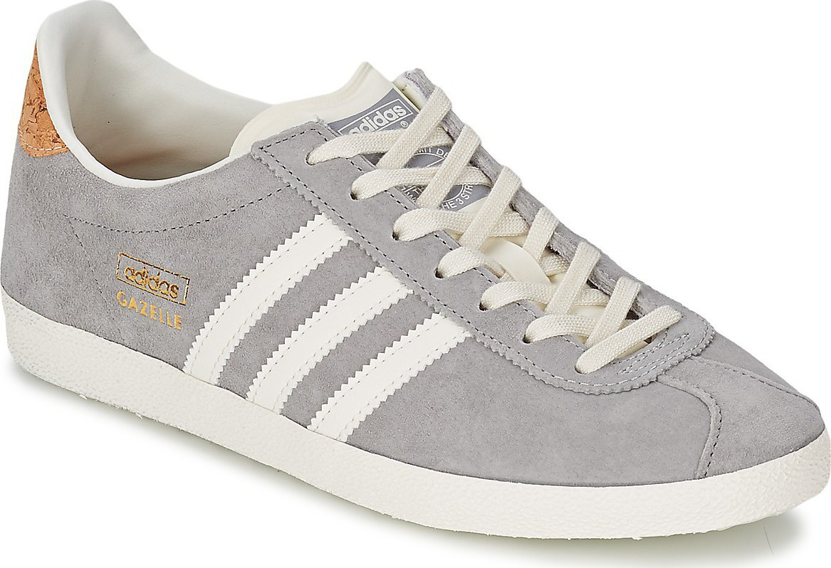 mens adidas gazelle classic trainers