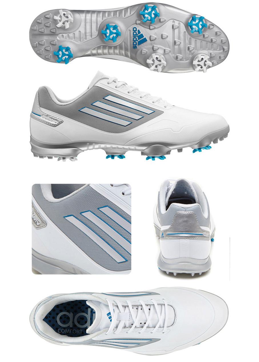 Nuevo Para Hombre Adidas Adizero Uno picos de golf impermeables ... cb2cac7f2e875