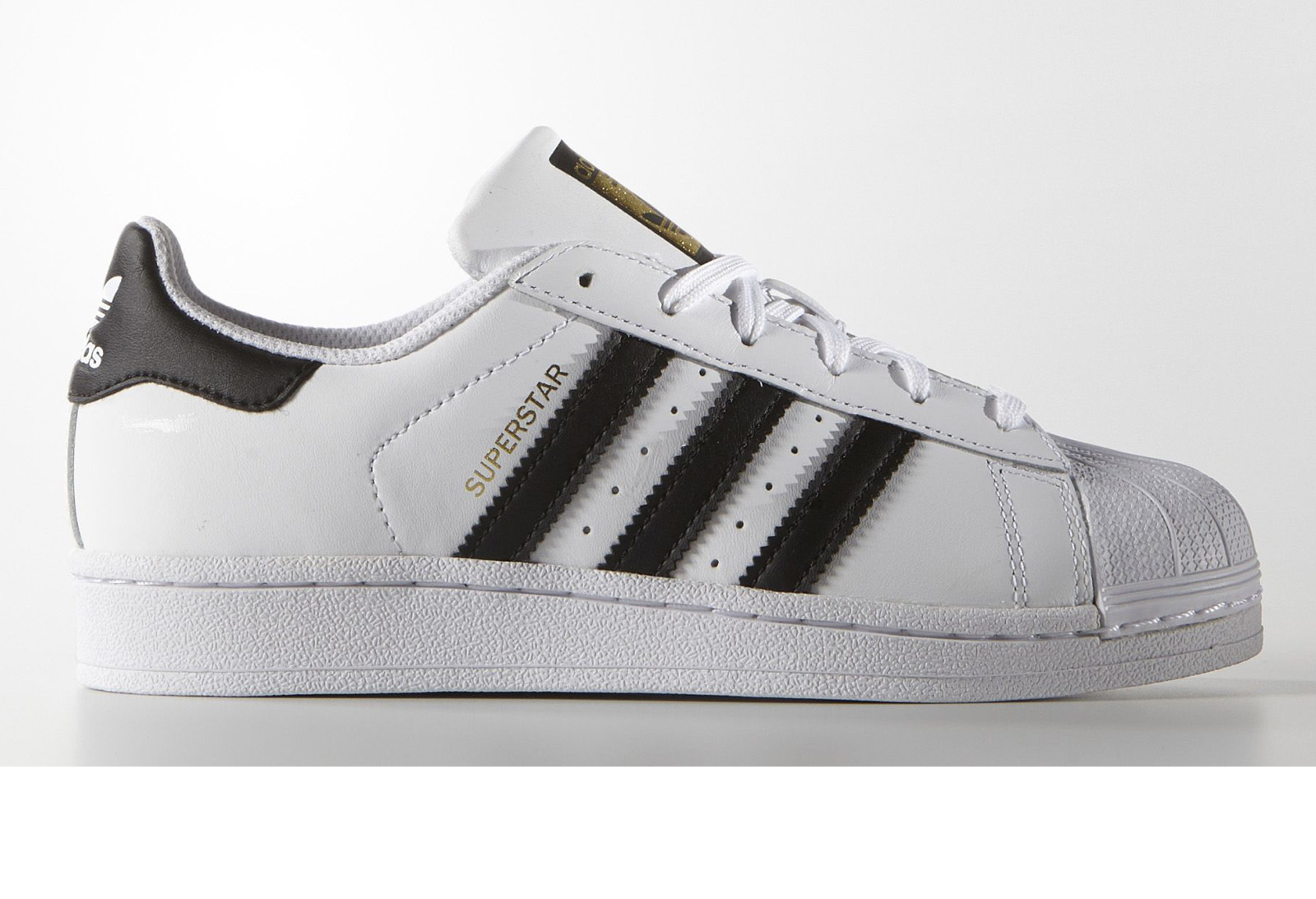 Kids Adidas Superstar Gold