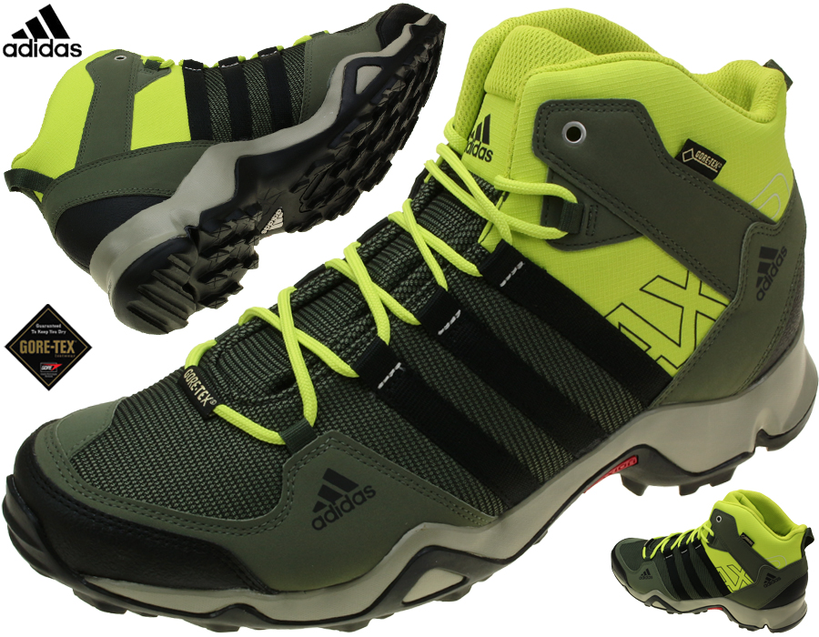 ADIDAS ORIGINALS AX2 MID GTX B44497 Herren Trekking