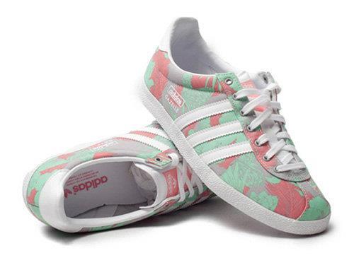New-Womens-Adidas-Gazelle-OG-Originals-Smart-Casual-Suede-Classic-Shoes-Trainers