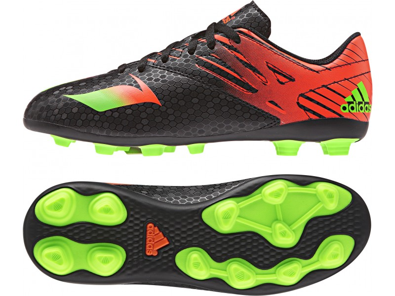 designer football boots 7ofq  adidas 154 FxG New Kids Boys Junior Messi Designer Football Studs Soccer  Boots