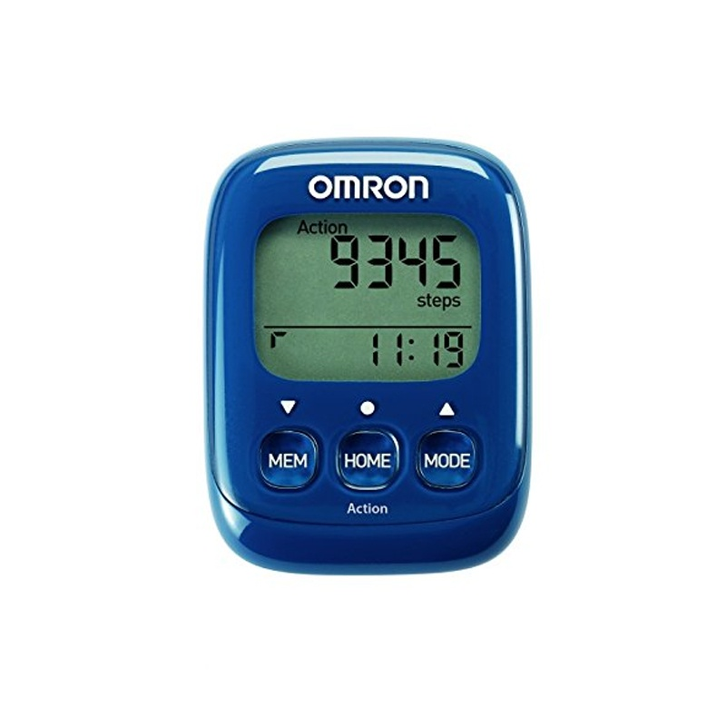 new omron walking style iv step counter activity tracker. Black Bedroom Furniture Sets. Home Design Ideas