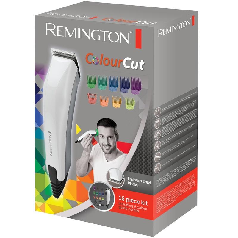 remington hc5035 couleur coupe tondeuse cheveux tailleur. Black Bedroom Furniture Sets. Home Design Ideas