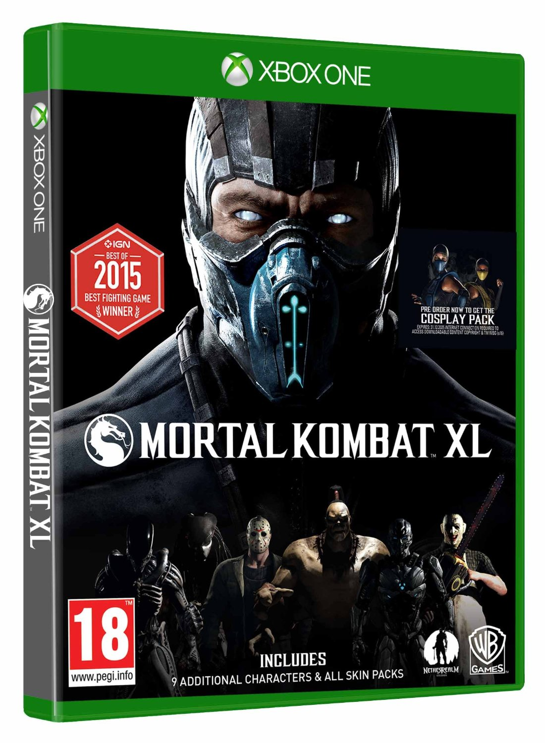 Book Cover Background Xbox One ~ Mortal kombat xl xbox one ebay
