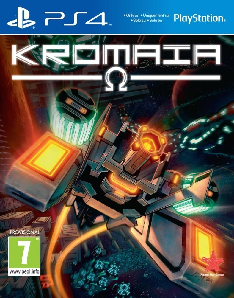 kromaia omega videogame for sony ps4 games console sealed new uk ebay. Black Bedroom Furniture Sets. Home Design Ideas