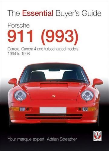 Porsche 911 993 Buyer's Guide specifications 1994-1998