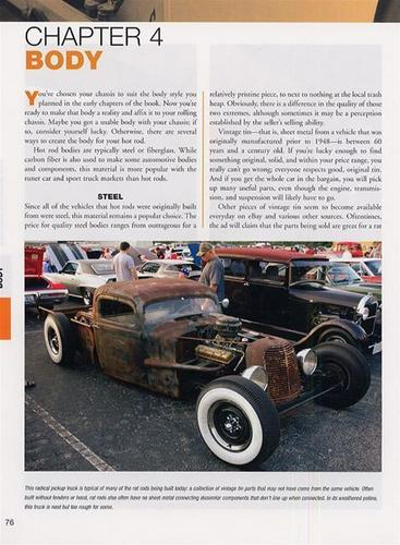How To Build a Cheap Hot Rod, step-by-step RAT ROD