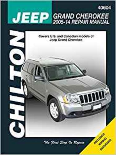 jeep grand cherokee 2005 2014 workshop service repair manual haynes chilton book ebay. Black Bedroom Furniture Sets. Home Design Ideas