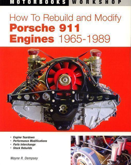 How To Rebuild And Modify Porsche 911 Engines 1973 1974