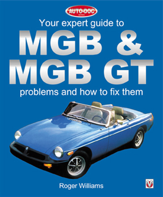 mgb problems and how to fix them
