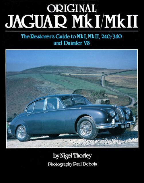 1957 Jaguar Mk Manual Guide