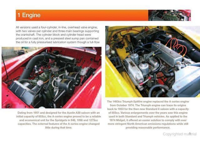 1976 mg midget repair manual