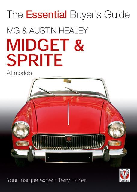 Video, would Mg midget buyers guide