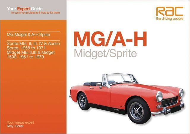 Mg Midget Repair 22
