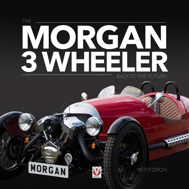 Morgan Factory Stock Photos Morgan Factory Stock Images: MORGAN 3 WHEELER BODY CHASSIS SUSPENSION FRAME HISTORY
