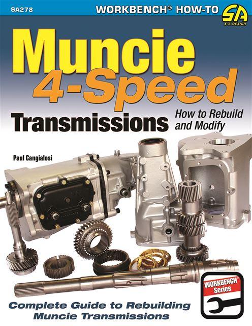 Muncie 4 Speed M20 M21 M22 Transmissions How To Rebuild