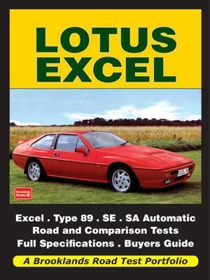 lotus excel se sa automatic type 89 road test buyers guide full specs book ebay. Black Bedroom Furniture Sets. Home Design Ideas