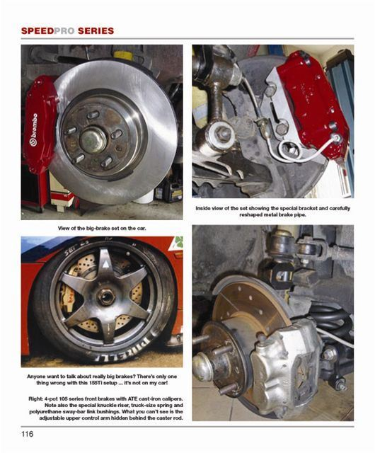 Alfa Romeo 105 116 Dohc Engine High Performance Manual