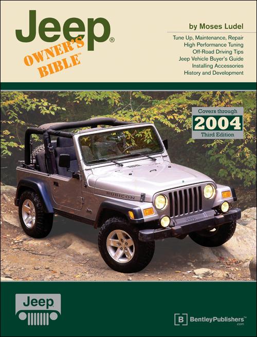 Jeep Cj Jeepster Wrangler Cherokee Owner U0026 39 S Bible Technical