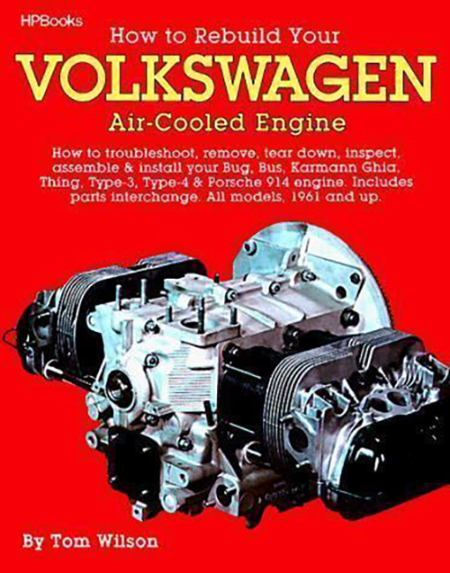 Types Of Jeeps >> How To Rebuild Your Volkswagen Aircooled VW Type 1 Type 4 Engines book PORSCHE | eBay