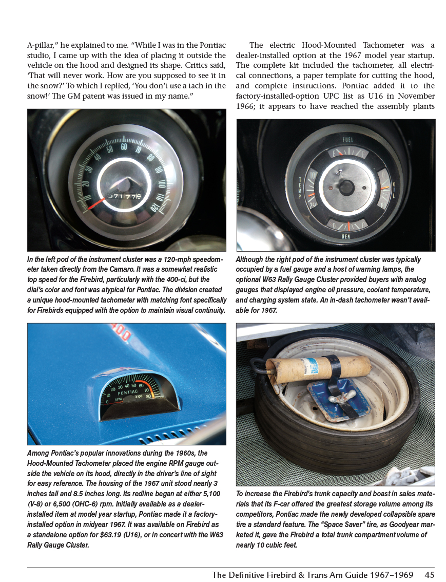 The Definitive 1969 Camaro Z/28-SS396 Fact Book 4th Ed MacNeish 0-9626399-1-5