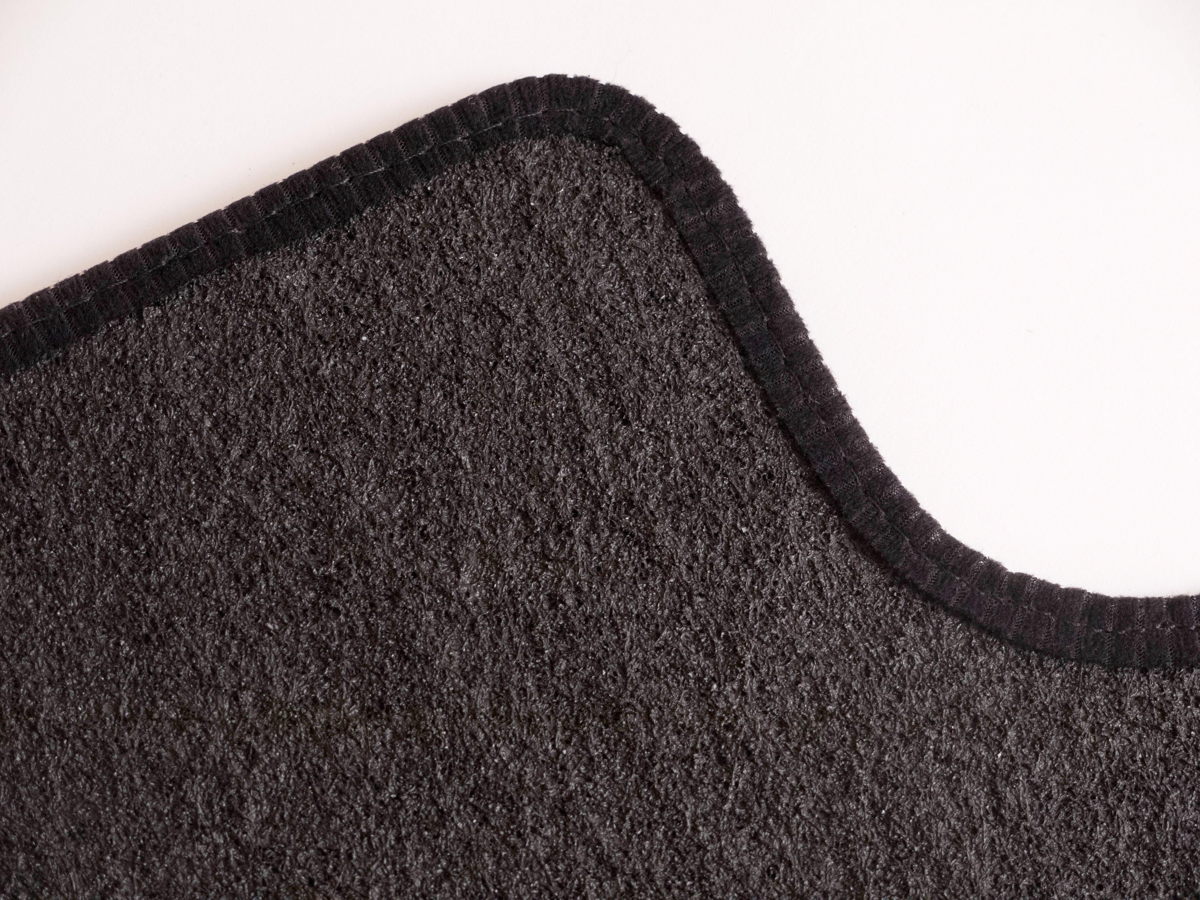 Floor mats mercedes - Sentinel Tailored Fit 3pc Black Carpet Floor Mat Set For Mercedes Vito Dualiner 06 12