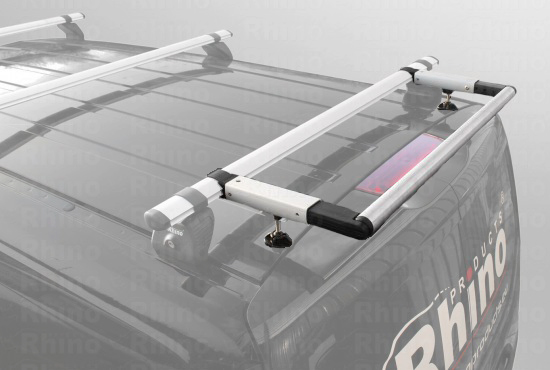 Rhino Kammbar Roof Rack Rear Door Ladder Roller Toyota
