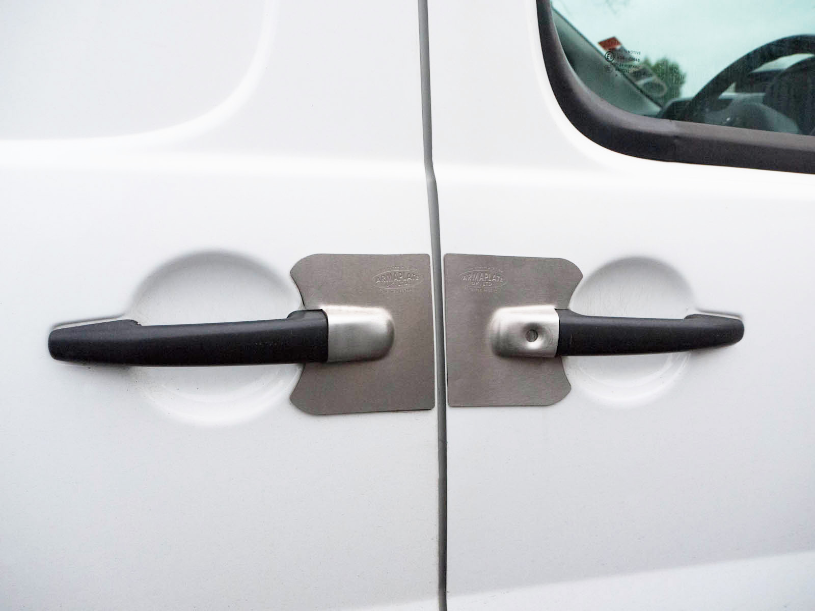 Armaplate Guardian 4 Door Lock Protection Plates For