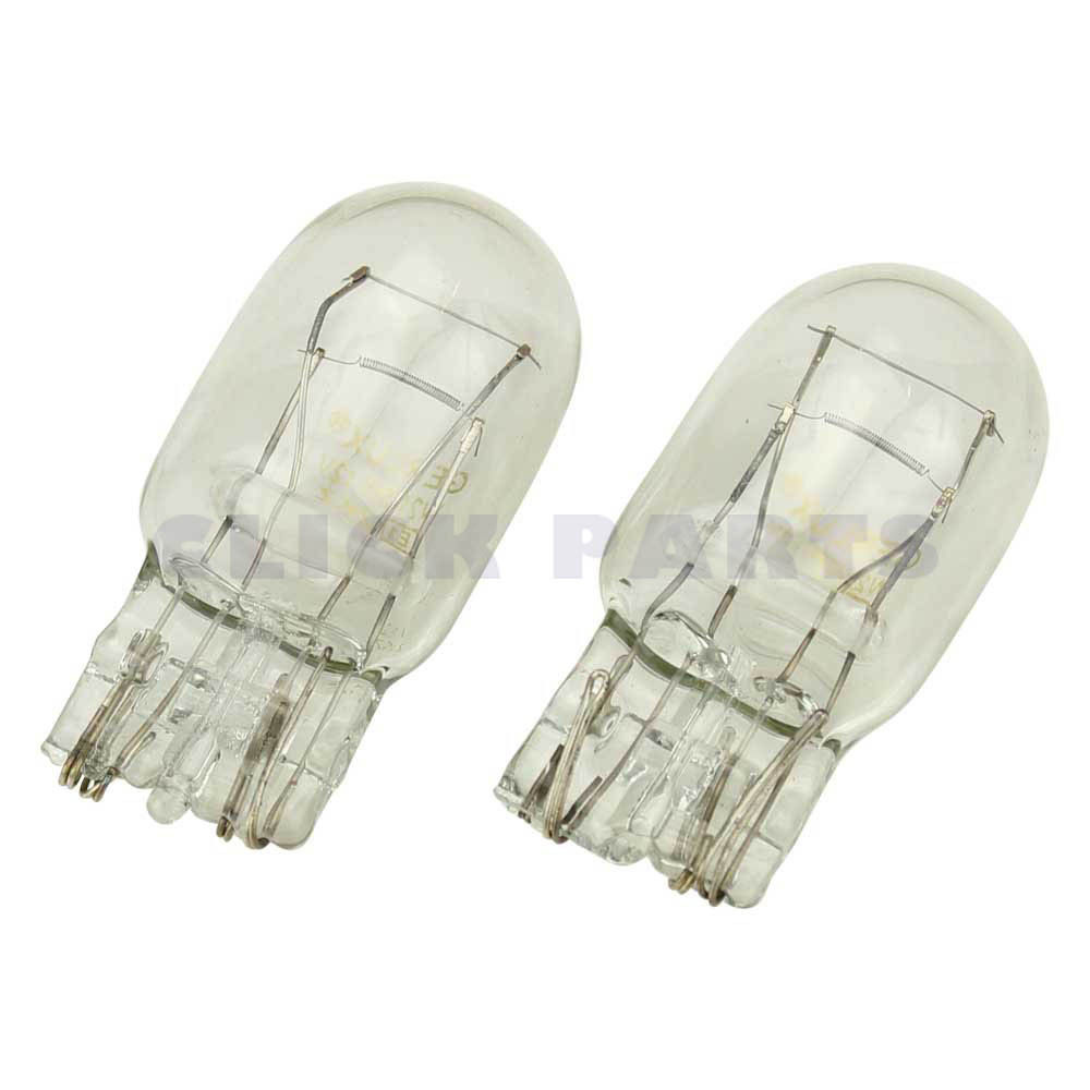 2 x 580 380w large capless brake stop tail light bulb 12v 21 5w wedge base. Black Bedroom Furniture Sets. Home Design Ideas
