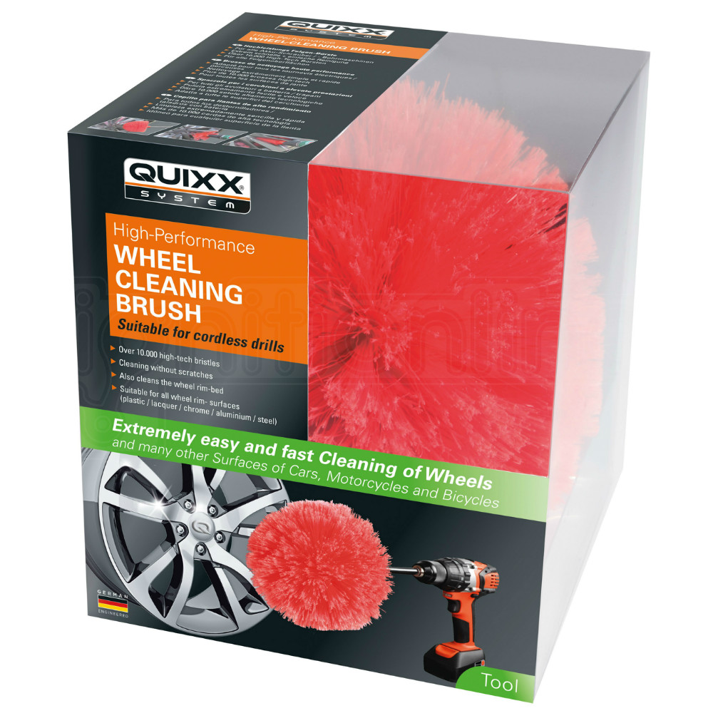 how to clean alloy car rims