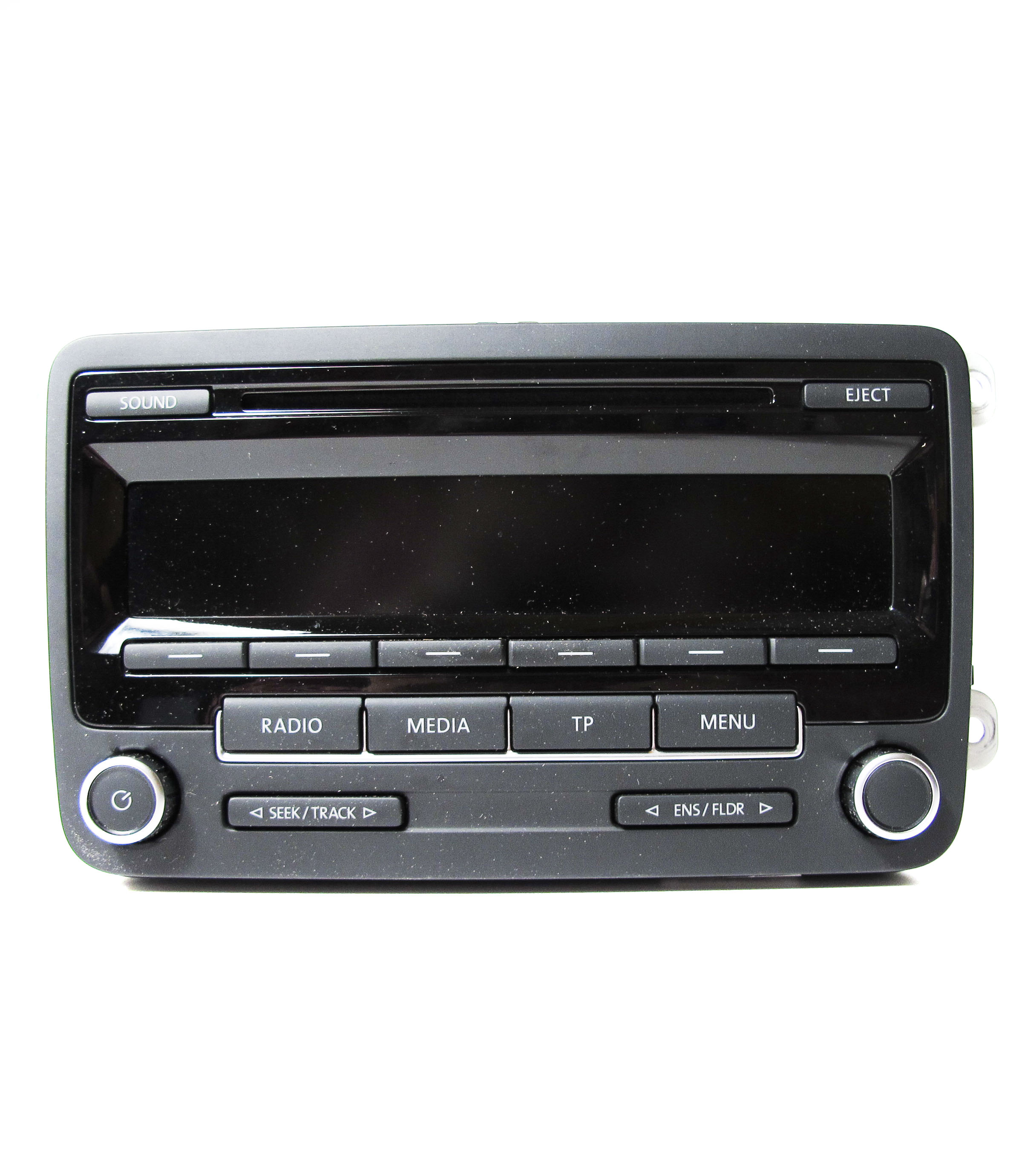 genuine vw golf polo passat scirocco touran cd radio 5m0. Black Bedroom Furniture Sets. Home Design Ideas