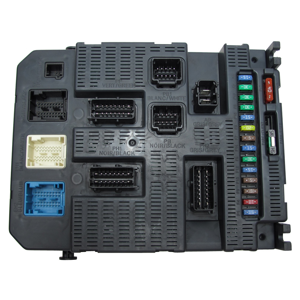 6580NG 1 genuine valeo peugeot 207 bsi fuse box panel 6580ng 9663798380 peugeot 207 water in fuse box at readyjetset.co