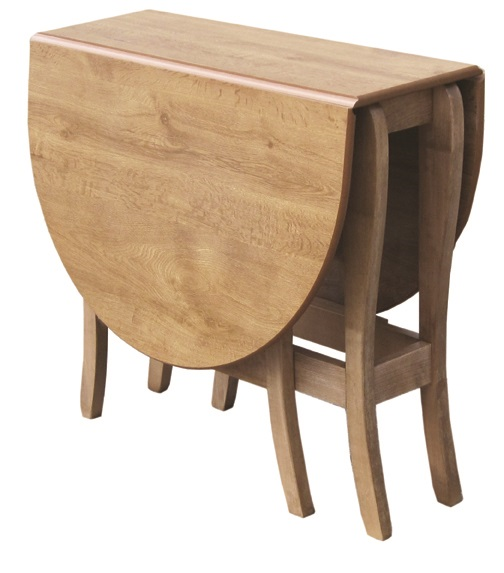Drop Leaf Table HEATPROOF Folding Dining Kitchen Gateleg  : SV 190O WO 1 from www.ebay.com.au size 504 x 573 png 651kB