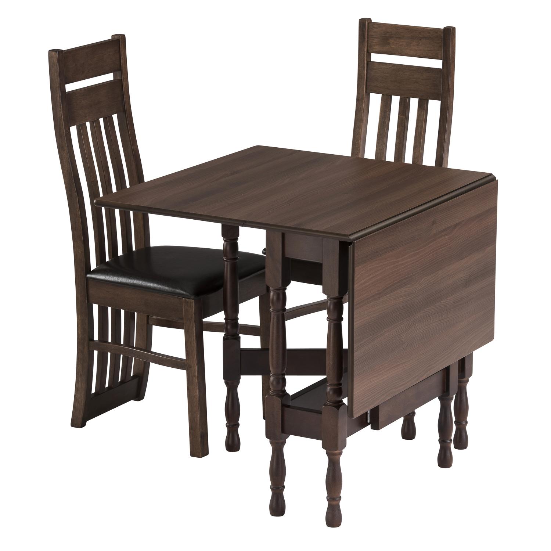Kitchen Table For 6: Drop Leaf Table HEATPROOF Folding Dining Kitchen Gateleg