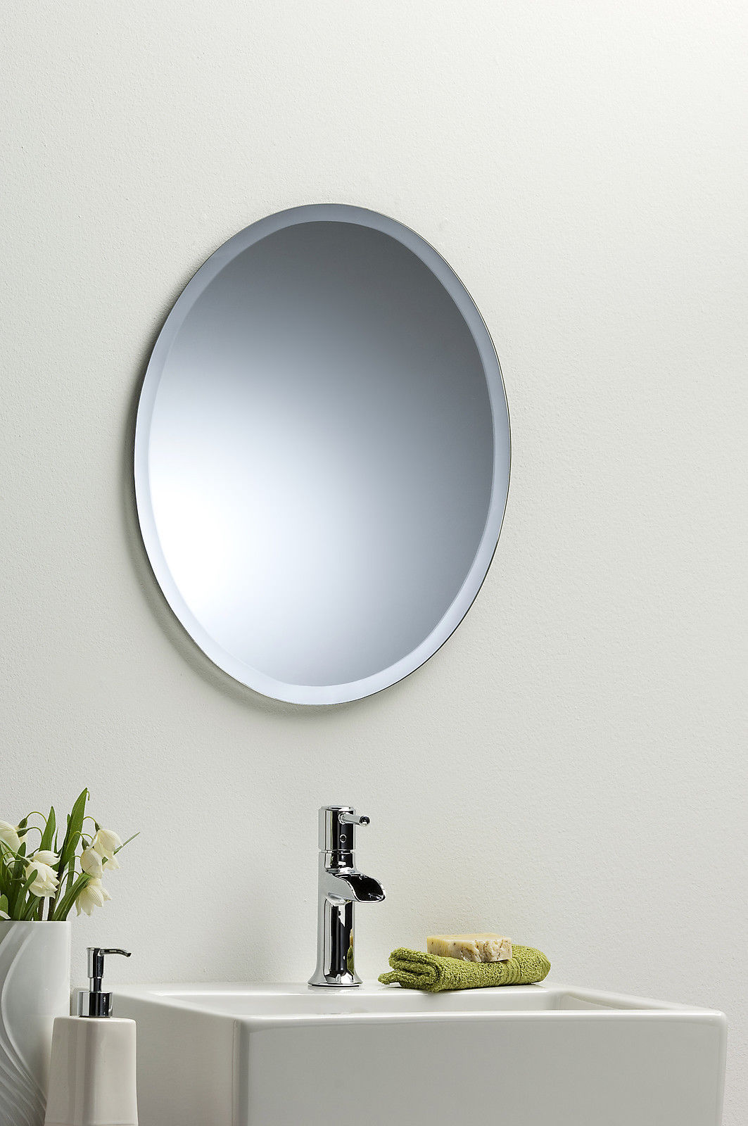 21 Lastest Oval Bathroom Mirrors Uk Eyagci Com