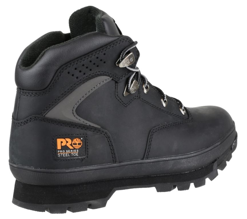 Timberland Pro New Euro Hiker Safety Boots Steel Toe Cap & Midsole ...