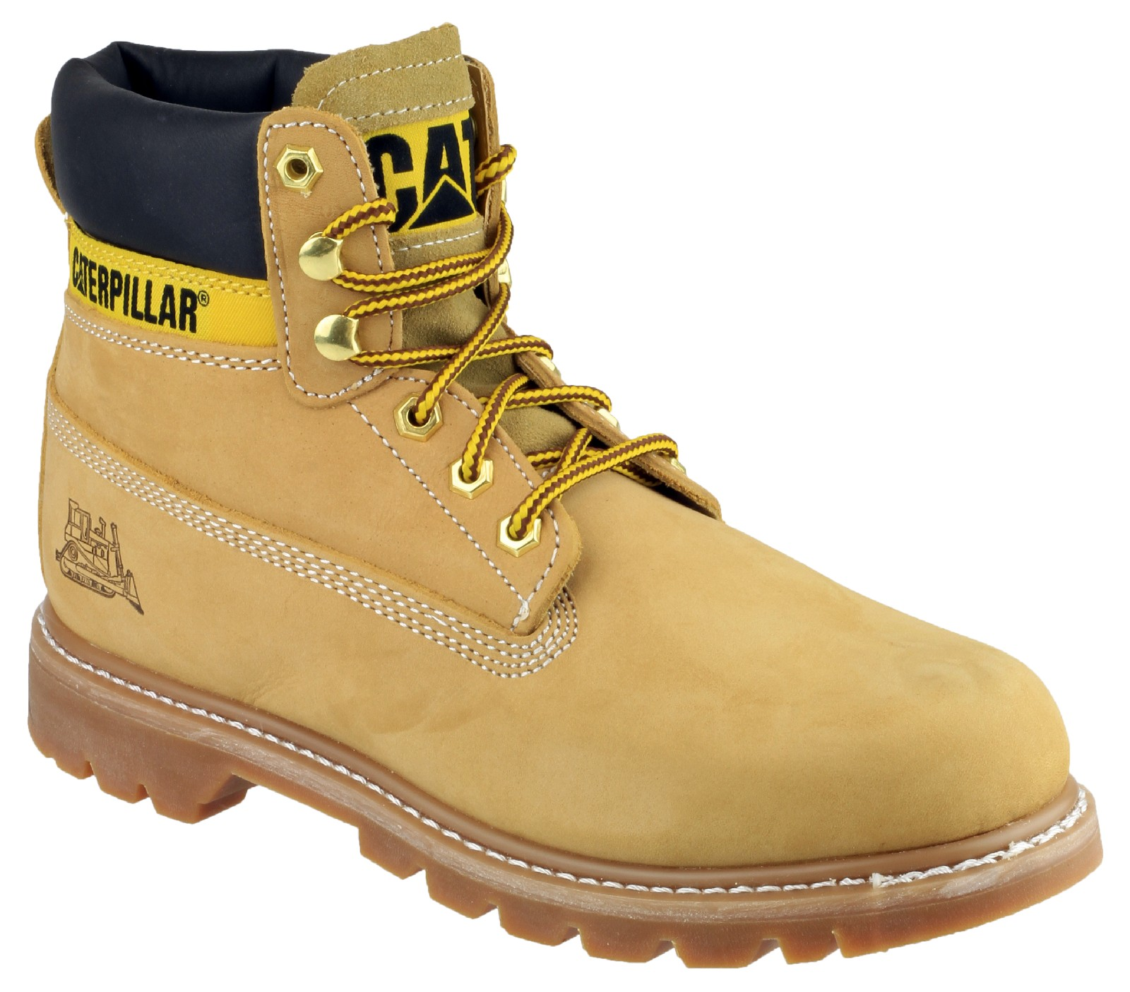 Cat Work Shoes Uk