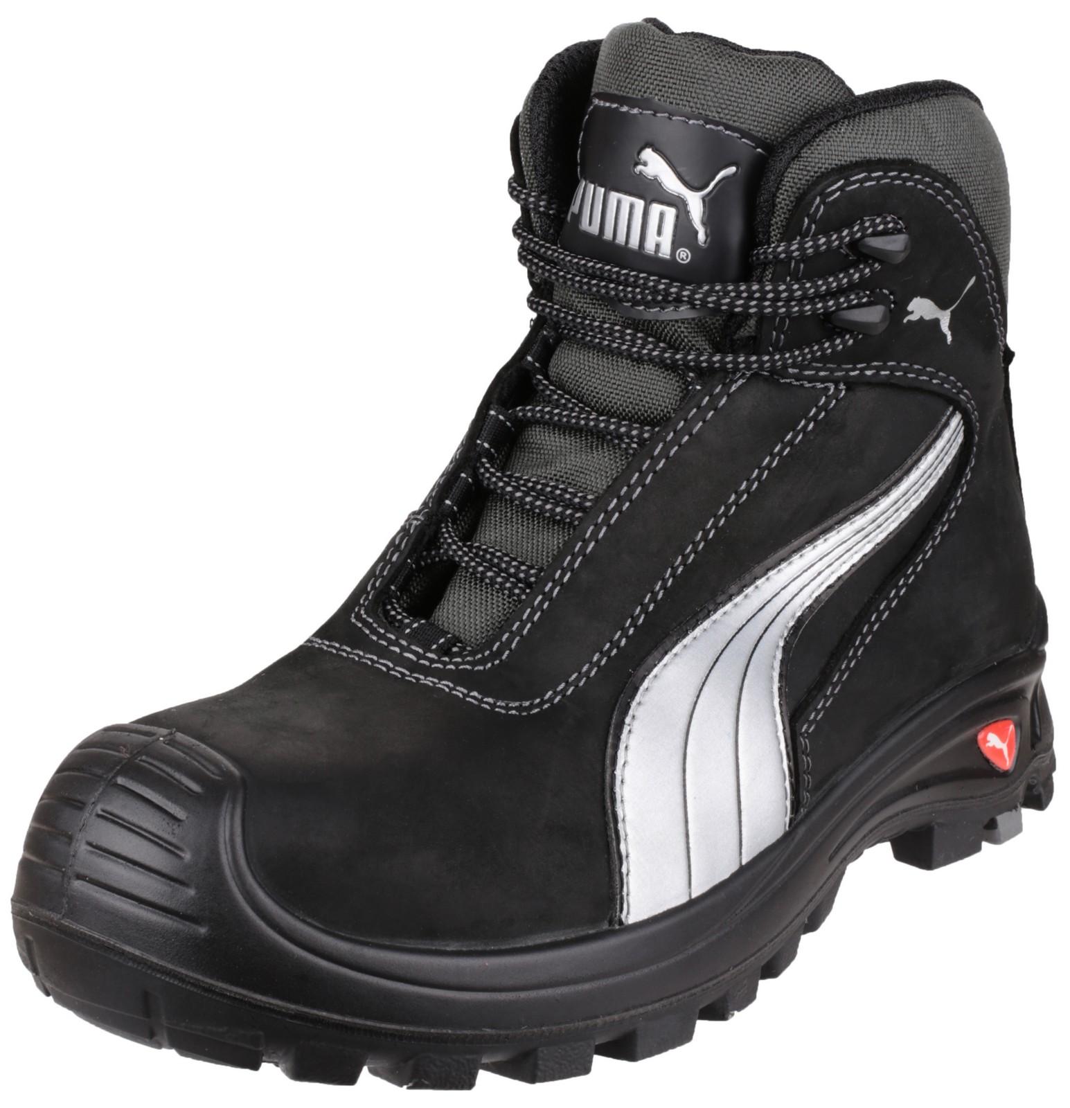 Puma Safety Cascades Safety Boots | EBay