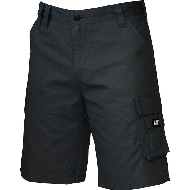 Caterpillar Cat C1820916 Men Work Shorts Trousers 100% Cotton Leg ...