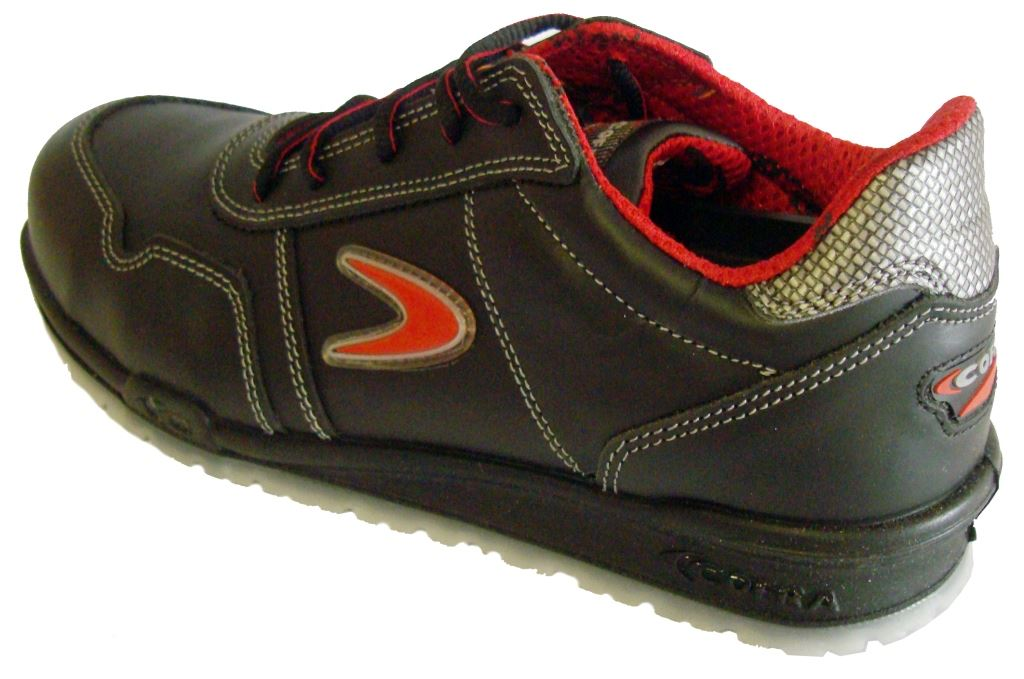 cofra zatopek safety trainer lightweight aluminium toe cap men work shoe s3 src. Black Bedroom Furniture Sets. Home Design Ideas